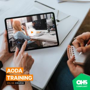 aoda training