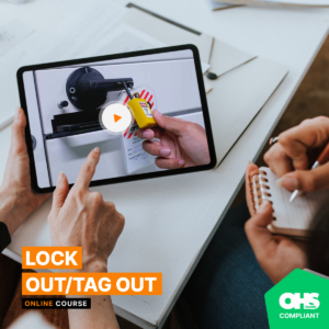 Lock Out/Tag Out Online Training